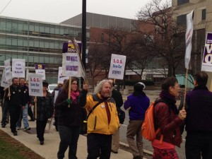Members of SEIU Local 73 Will Take a Strike Vote