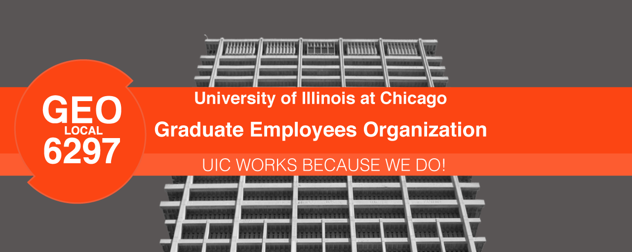 UIC Graduate Employees Organization – GEO
